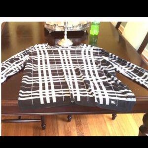 Men's Burberry Sweater XL